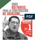 Presentación / 3 TeorÍa y Experiencia Socialistas