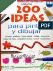 200 ideas para pintar y dibujar - By JPR.pdf