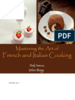 Mastering the Art of French and Italian Coking