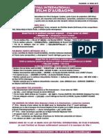 Palmares Fifa 2015, le festival de musiques de films d'Aubagne
