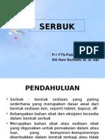 P-1 SERBUK
