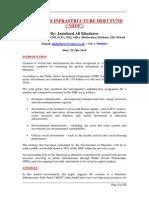 A Mauritius Infrastructure Debt Fund