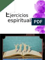Ejercicios Espirituales Resumenn
