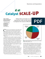 Catalyst Scale Up