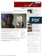 Letter From Africa_ Nigeria Pride and Foreign Assistance