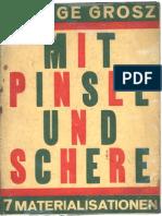 Mit Pinsel Und Schere