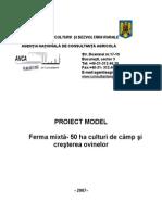 Proiect Ovine