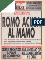 El Siglo Del 20 Al 26 de Febrero de 1993