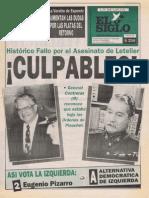 El Siglo Del 20 Al 26 de Noviembre de 1993