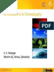 2010 10 10 Ion Chromatography Theory