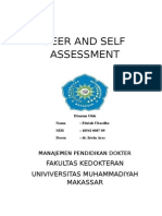 Peer n Self Assessment Ubhe