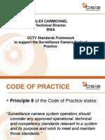 SCC Conference - CCTV Standards Framework