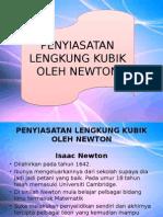 Powerpoint Penyiasatan Lengkung Kubik Oleh Newton