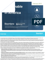 2015 Sustainable Energy in America Factbook
