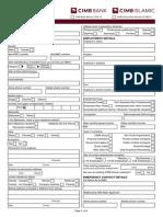 Appendix 1 - HP Application Form (Individual)