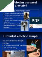 Circuitul Electric Simplu