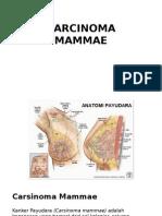 Carcinoma Mammae