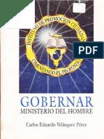 Capítulo 3 Gobernar Ministerio Del Hombre