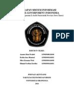 Sistem Informasi Jatim