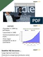 Making of Amazon Kindle