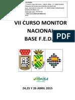 VI7I Curso Monitor Feda