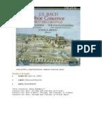 Oboe Concertos (Bach Ensemble)