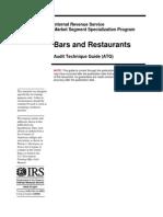 Mssp Restaurant and Bar Atg Final