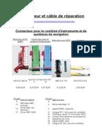 Connecteur Et Câble de Réparation. MMI Docx