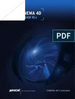 Cinema 4d Manual