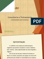 Apresentação ComÊxito Consultoria