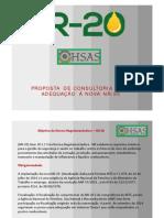 Apresentação Ohsas - NR20