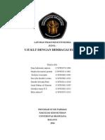 Laporan Praktikum Fitokimia Kel 1