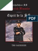 Himmler Heinrich - L'Esprit de La SS