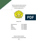 Proposal PKL Pt Pertamina