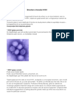 Structura virusului H1N1