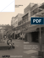 Caracterización urbana del conglomerado comercial de Caquetá