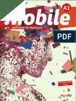 Mobile A1 U7 Livre Élève