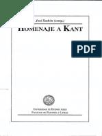 Sazbon (Comp) - Homenaje a Kant