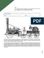 Guía Revolución Industrial