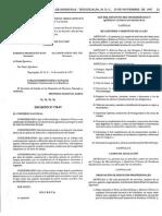 Ley Del Estatuto Del Microbiologo Quimico Clinico