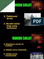 RUKUN SOLAT