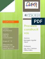 Procesos Constructivos p
