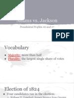adams vs  jackson