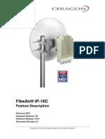 FibeAirIP-10C FeatureDescription