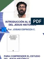 Espinoza C Josias - El Jesus Histrico
