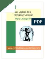 Las Lógicas de La Formación Corporal - M. Lesbegueris