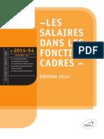 Les+salaires+dans+les+fonctions+cadres+-+Edition+2014