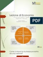 Mazziero - Lezione Di Economia Scuola Media - 2015