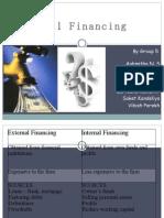External Financing