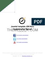 Jsn Nuru Manual